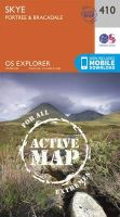 Ordnance Survey - Skye - Portree and Bracadale (OS Explorer Active Map) - 9780319472651 - V9780319472651