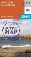 Ordnance Survey - Gairloch and Loch Ewe (OS Explorer Active Map) - 9780319472866 - V9780319472866
