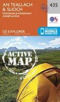 Ordnance Survey - An Teallach and Slioch (OS Explorer Active Map) - 9780319472873 - V9780319472873