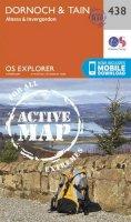 Ordnance Survey - Dornoch and Tain (OS Explorer Active Map) - 9780319472903 - V9780319472903