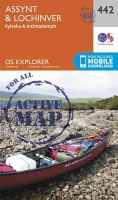 Ordnance Survey - Assynt and Lochinver (OS Explorer Active Map) - 9780319472941 - V9780319472941