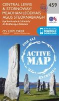 Ordnance Survey - Central Lewis and Stornaway/Meadhan Leodhais Agus Steornabhagh (OS Explorer Active Map) - 9780319473115 - V9780319473115