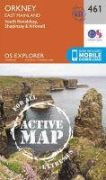 ORDNANCE SURVEY - Orkney - East Mainland (OS Explorer Active Map) - 9780319473139 - V9780319473139
