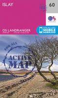 Ordnance Survey - Islay (OS Landranger Active Map) - 9780319473832 - V9780319473832