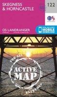 Ordnance Survey - Skegness & Horncastle (OS Landranger Active Map) - 9780319474457 - V9780319474457