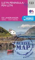 Ordnance Survey - Lleyn Peninsula (OS Landranger Active Map) - 9780319474464 - V9780319474464