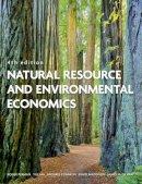 Perman, Roger; Ma Yue; McGilvray, James; Common, Michael S.; Maddison, David - Natural Resource and Environmental Economics - 9780321417534 - V9780321417534
