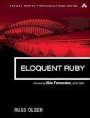 Olsen, Russ - Eloquent Ruby - 9780321584106 - V9780321584106