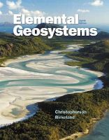 Christopherson, Robert W., Birkeland, Ginger - Elemental Geosystems Plus MasteringGeography with eText -- Access Card Package (8th Edition) - 9780321984449 - V9780321984449