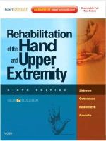 Skirven, Terri M.; Osterman, A. Lee; Fedorczyk, Jane; Amadio, Peter C. - Rehabilitation of the Hand and Upper Extremity - 9780323056021 - V9780323056021
