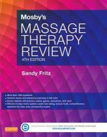 Fritz, Sandy - Mosby's Massage Therapy Review - 9780323137584 - V9780323137584