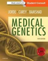 Jorde PhD, Lynn B., Carey MD  MPH, John C., Bamshad MD, Michael J. - Medical Genetics, 5e - 9780323188357 - V9780323188357