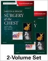 Sellke MD, Frank, del Nido MD, Pedro J., Swanson MD, Scott J. - Sabiston and Spencer Surgery of the Chest: 2-Volume Set, 9e - 9780323241267 - V9780323241267