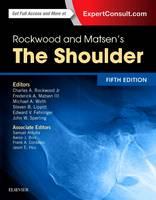 Rockwood Jr. MD, Charles A., Matsen III MD, Frederick A., Wirth MD, Michael A., Lippitt MD, Steven B., Fehringer, Edward V, Sperling, John W - Rockwood and Matsen's The Shoulder, 5e - 9780323297318 - V9780323297318