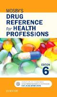 Mosby - Mosby's Drug Reference for Health Professions, 6e - 9780323320696 - V9780323320696