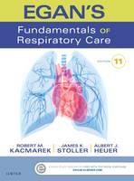 Kacmarek PhD  RRT  FAARC, Robert M., Stoller MD  MS, James K., Heuer PhD  MBA  RRT  RPFT, Al - Egan's Fundamentals of Respiratory Care, 11e - 9780323341363 - V9780323341363