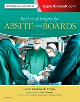DeVirgilio MD  FACS, Christian - Review of Surgery for ABSITE and Boards, 2e - 9780323356428 - V9780323356428