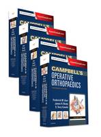 Azar MD, Frederick M, Canale MD, S. Terry, Beaty MD, James H. - Campbell's Operative Orthopaedics, 4-Volume Set, 13e - 9780323374620 - V9780323374620