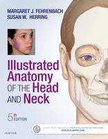 Fehrenbach, Margaret J.; Herring, Susan W. - Illustrated Anatomy of the Head and Neck - 9780323396349 - V9780323396349