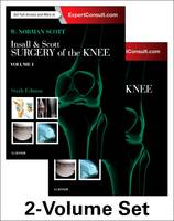 Scott MD  FACS, W. Norman - Insall & Scott Surgery of the Knee, 2-Volume Set, 6e - 9780323400466 - V9780323400466