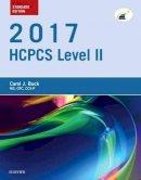 Buck MS  CPC  CCS-P, Carol J. - 2017 HCPCS Level II Standard Edition, 1e (Hcpcs Level II (Saunders)) - 9780323430746 - V9780323430746