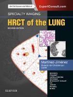 Martínez-Jiménez MD, Santiago, Rosado-de-Christenson MD  FACR, Melissa L., Carter MD, Brett W. - Specialty Imaging: HRCT of the Lung, 2e - 9780323524773 - V9780323524773