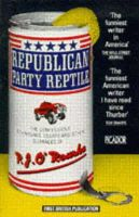 J. O'Rourke, P. - Republican Party Reptile - 9780330300322 - KTM0005666