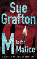 Grafton, Sue - M Is for Malice - 9780330348768 - KON0829323