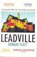 Platt - Leadville - 9780330392631 - KKD0001938