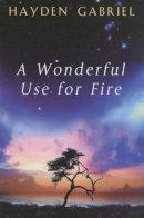 Hayden Gabriel - A Wonderful Use for Fire - 9780330489805 - KNW0007384