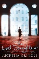 Grindle, Lucretia - The Lost Daughter - 9780330509503 - KTG0010739