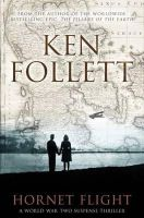 Follett, Ken - Hornet Flight - 9780330509893 - KST0017480