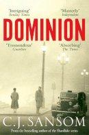 C. J. Sansom - Dominion - 9780330511032 - V9780330511032