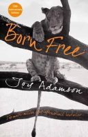 Adamson, Joy - Born Free: The Full Story - 9780330518239 - V9780330518239