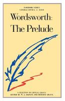 - Wordsworth: The Prelude (Casebook Series) - 9780333085653 - KRA0005759