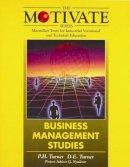 Turner, Daphne, Turner, P.H. - Business Management Studies (Motivate Series) - 9780333600559 - V9780333600559