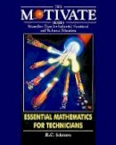 R. C. Solomon - Essential Mathematics for Technicians (Motivate (Macmillan Texts for) - 9780333677964 - V9780333677964