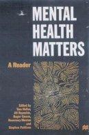 Tom Heller - Mental Health Matters: A Reader - 9780333678473 - KEX0162080