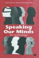 - Speaking Our Minds: An Anthology - 9780333678503 - V9780333678503