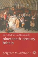 Black, Jeremy, MacRaid, Donald M. - Nineteenth-Century Britain - 9780333725603 - V9780333725603