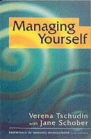 Verena Tschudin~Jane E. Schober - Managing Yourself (Essentials of Nursing Management) - 9780333731420 - KHS0047752