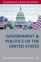 Bowles, Nigel, McMahon, Robert K - Government and Politics of the United States (Comparative Government and Politics) - 9780333948613 - V9780333948613