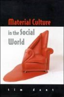 Dant, Tim - Material Culture in the Social World - 9780335198214 - KEX0285163