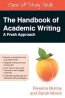 Murray, . - The Handbook of Academic Writing - 9780335219339 - V9780335219339