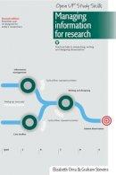 Orna, Elizabeth; Stevens, Graham - Managing Information for Research - 9780335221424 - V9780335221424