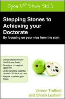 Trafford, Vernon; Leshem, Shosh - Stepping Stones to Achieving Your Doctorate - 9780335225439 - V9780335225439