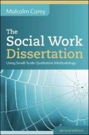 Carey, Malcolm - The Social Work Dissertation - 9780335247592 - V9780335247592