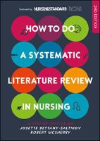 Bettany-Saltikov, Josette - How to Do a Systematic Literature Review in Nursing: A Step-by-Step Guide - 9780335263806 - V9780335263806