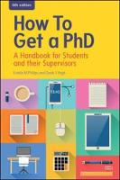 Phillips, Estelle M., Pugh, Professor Derek Salman - How to Get a Ph.D.: A Handbook for Students and Their Supervisors - 9780335264124 - V9780335264124