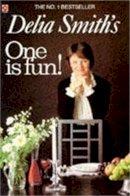 Smith, Delia - One Is Fun (Coronet Books) - 9780340389591 - KOC0012371